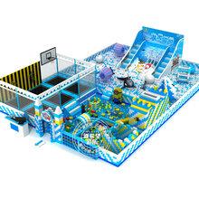 游乐设备厂家直销百万海洋球儿童海洋球乐园新希望品牌图片