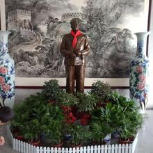 衡水毛主席铜像厂家报价图片