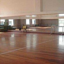 武汉舞蹈教室木地板厂家批发图片