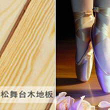 沈阳舞蹈教室木地板定制价格图片