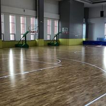 天津羽毛球木地板生产批发图片