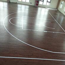 广信誉棋牌游戏羽毛球木地板生产批发图片
