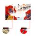 嵐帝爾碳晶墻暖畫美觀大方