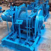 廠家直銷鑿井調度絞車礦用JD-1.6調度絞車山東融翔礦山機械