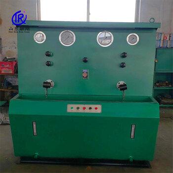 LCZ-2型三用阀打压试验台厂家供应液压支柱三用阀试验台