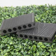 肇庆优质14025圆孔塑木地板,塑木地板厂家图片
