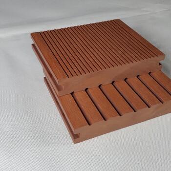 张家口塑木地板规格,仿木地板