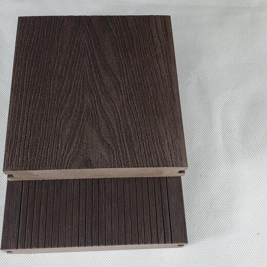 揭陽共擠塑木地板和防腐木哪個好,塑木地板
