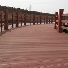 鹤壁塑木栏杆实用性图片