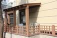 林芝塑木欄桿施工安裝,木塑欄桿