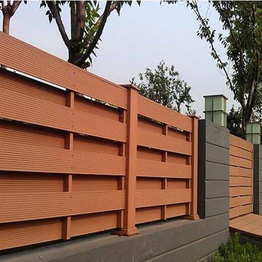 麗江塑木欄桿