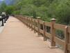 明太木塑欄桿,浦口區塑木欄桿和防腐木哪個好