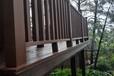 綿陽塑木欄桿批發,仿木欄桿