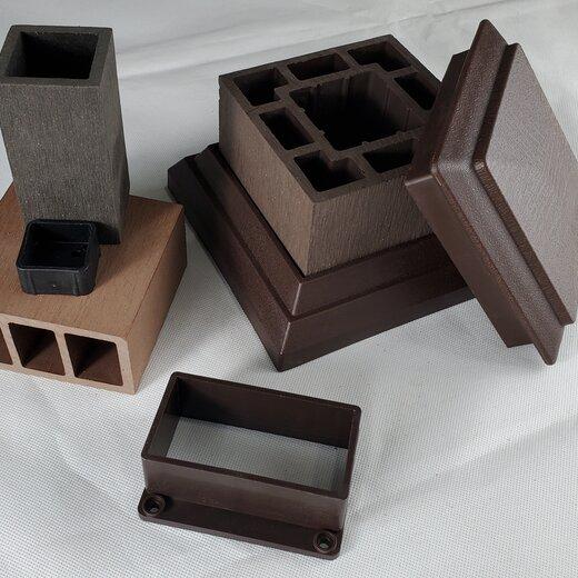 明太木塑欄桿,浦東塑木欄桿廠家價格