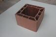庫爾勒塑木欄桿生產廠家,木塑欄桿
