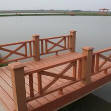 彭水塑木欄桿廠家報價,仿木欄桿圖片