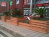海南塑木花箱施工安裝