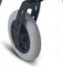多功能性实用安全轮椅铝合金轮椅(功能型)