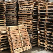 东西湖区上门回收二手木托盘图片