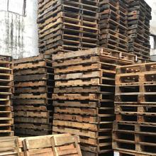 东西湖区二手木托盘回收图片