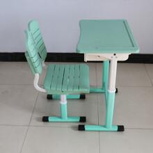 河北手搖式機械升降課桌椅定制款學生可調節課桌椅批發廠家