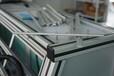 河北承德JW6063医疗框架工业铝型材加工订制-津望铝合金采用国际标准生产