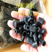 硅胶线束套橡胶线束保护套专业厂家图片