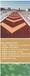 吉林彩色防滑陶瓷颗粒材料,白城停车库彩色防滑路面