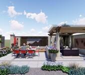 庭院花园设计:植物配置4大要点可可景不雅观