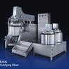 SME-B300L真空均质乳化机(底部内外循环均质)