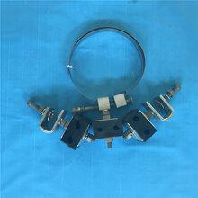 圣峰塔用引下線夾ADSS桿用引下夾具光纜導引線夾圖片