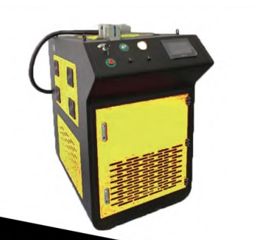 激光除锈便携式激光清洗机