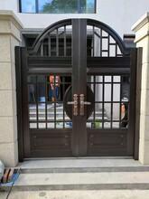别墅铜门质优价廉图片