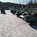 雪地坦克車全副武裝油電混合坦克車動力十足駕駛感受逼真