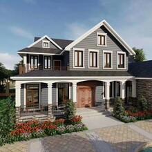 金华农村钢结构房屋建造图片