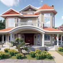 株洲轻钢别墅房屋图片