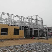 嘉兴农村钢结构房屋建造图片