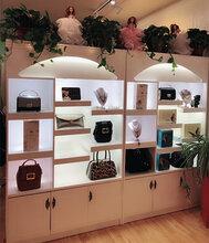 惠州歐式簡約化妝品展示柜品牌連鎖店化妝品柜貨柜