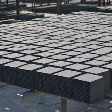 长沙蜂窝活性炭价格图片