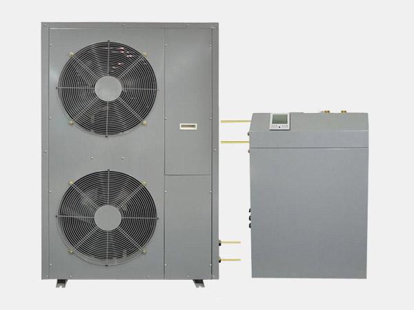 冷暖空气能变频机组