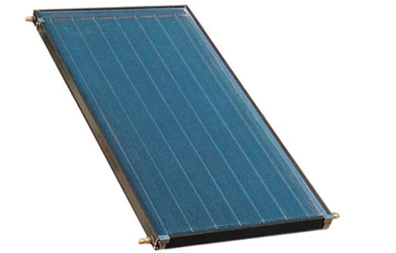 工程平板型集热器