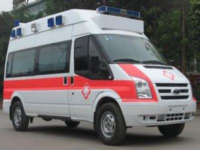 普安長途救護車出租價格