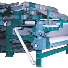 青岛自动翻版可冲洗滤布压滤机生产厂家图片
