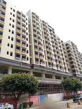 东莞小产权房振兴花园6栋封闭式花园社区带2层停车场图片