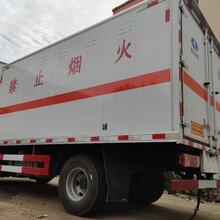 廣東解放虎廂式車性能可靠圖片