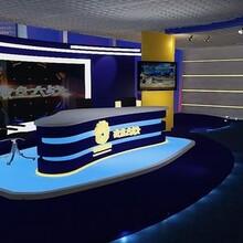 上海演播室建設設計價格圖片