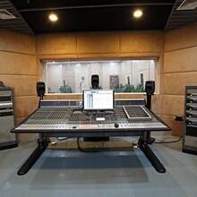 珠海錄音棚設計圖片
