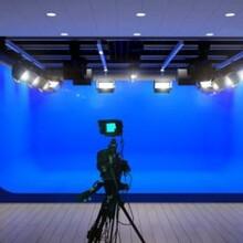 西安虛擬演播室設計圖片