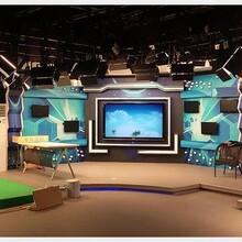 上海校園電視臺設計圖片