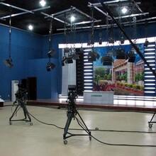湖南高清演播室設計圖片